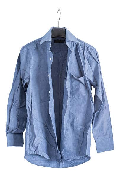 Wrinkled clothes-5 Common Mistakes Men Make in Fashion
