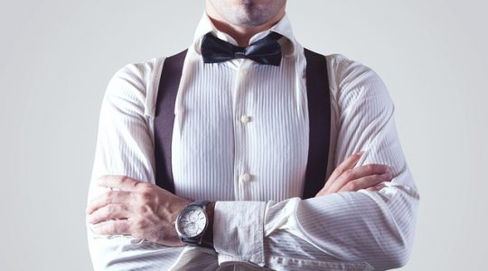 5 Common Fashion Mistakes Men Make